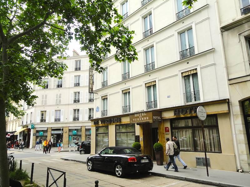 Hôtel Eiffel Turenne, Paris - Review by EuroCheapo
