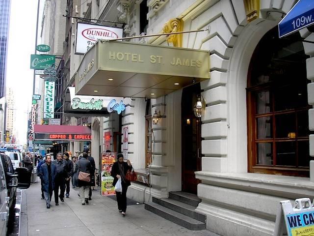 Hotel Saint James New York